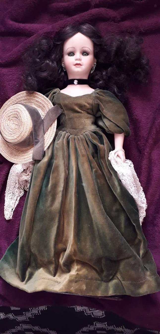 dolls scarlett cassandra